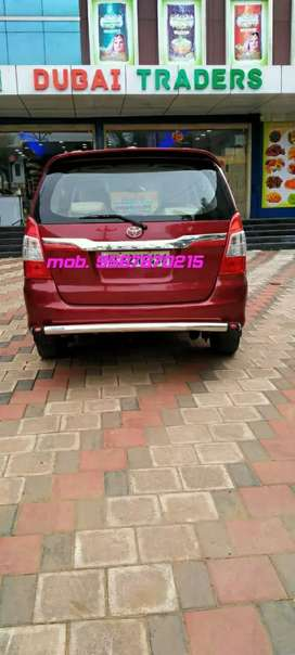 2007 reg innova. 2.5 G. RE vehicle