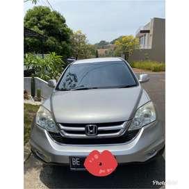 Honda CRV Tahun 2010 AT