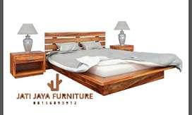 Tempat tidur laci, dipan, ranjang minimalis(asrama,hotel,kos)