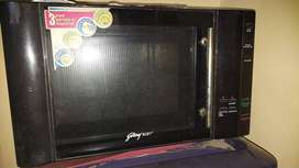 Godrej eon microwave convention grill