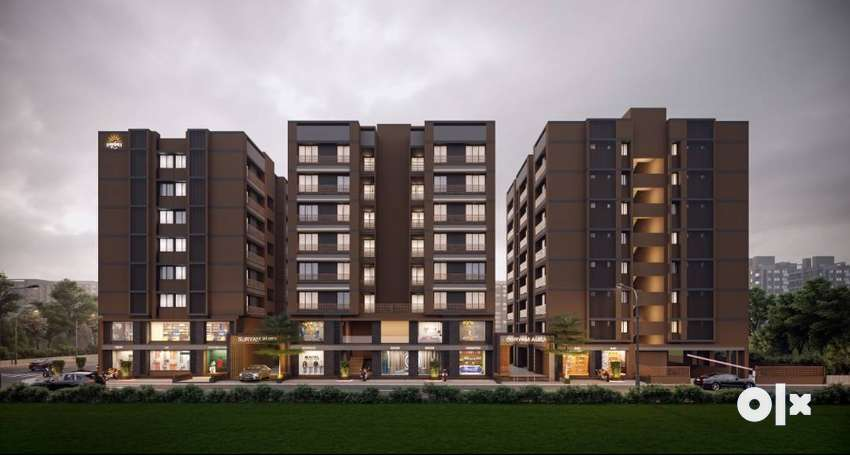 2 BHK Flats for Sale in Nikol at Suryam AURA 0