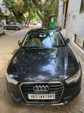 Audi A6 2013 Diesel 77000 Km MNC Maintained