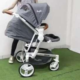 (Second) stroller cocolatte equinox plus