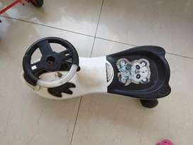 Kids Panda Scooter
