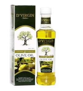 minyak zaitun d'virgin