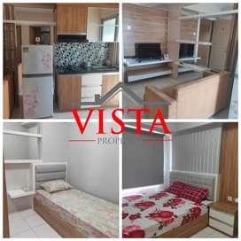 Vista property - Disewakan Bulanan   Apartemen Educity Type 2BR