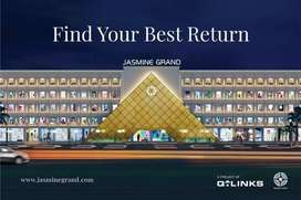 Jasmine grand mall second floor shop for sale investment boking open