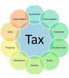 GST TAX FILING & CONSULTANCY SERVICES AND RETURNS