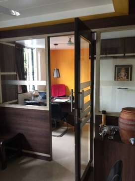500Sqft Fully Furnished Office/Shop on Rent at Narayan Peth Near Bhide