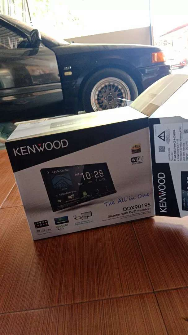 Head unit Kenwood ddx 919 0
