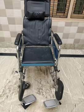 Wheel chair like new for sale