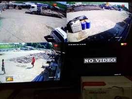 PAKET MURAH 4KAMERA  CCTV spc kualitas terjamin !!