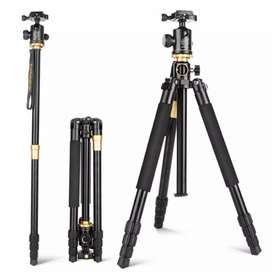 Professional tripod for camera and mobile
