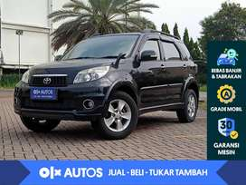 [OLXAutos] Toyota Rush 1.5 G M/T 2011 Hitam