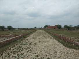 Residential plot at Lucknow on easy price