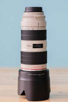Canon 70 200 f 2.8 IS 2 lens for sale