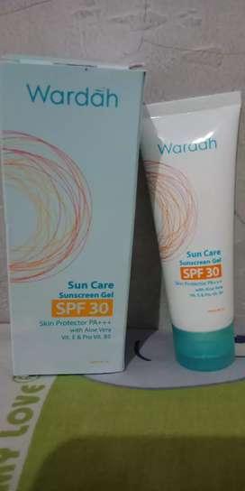 Sun Care, Sunscreen Gel Wardah