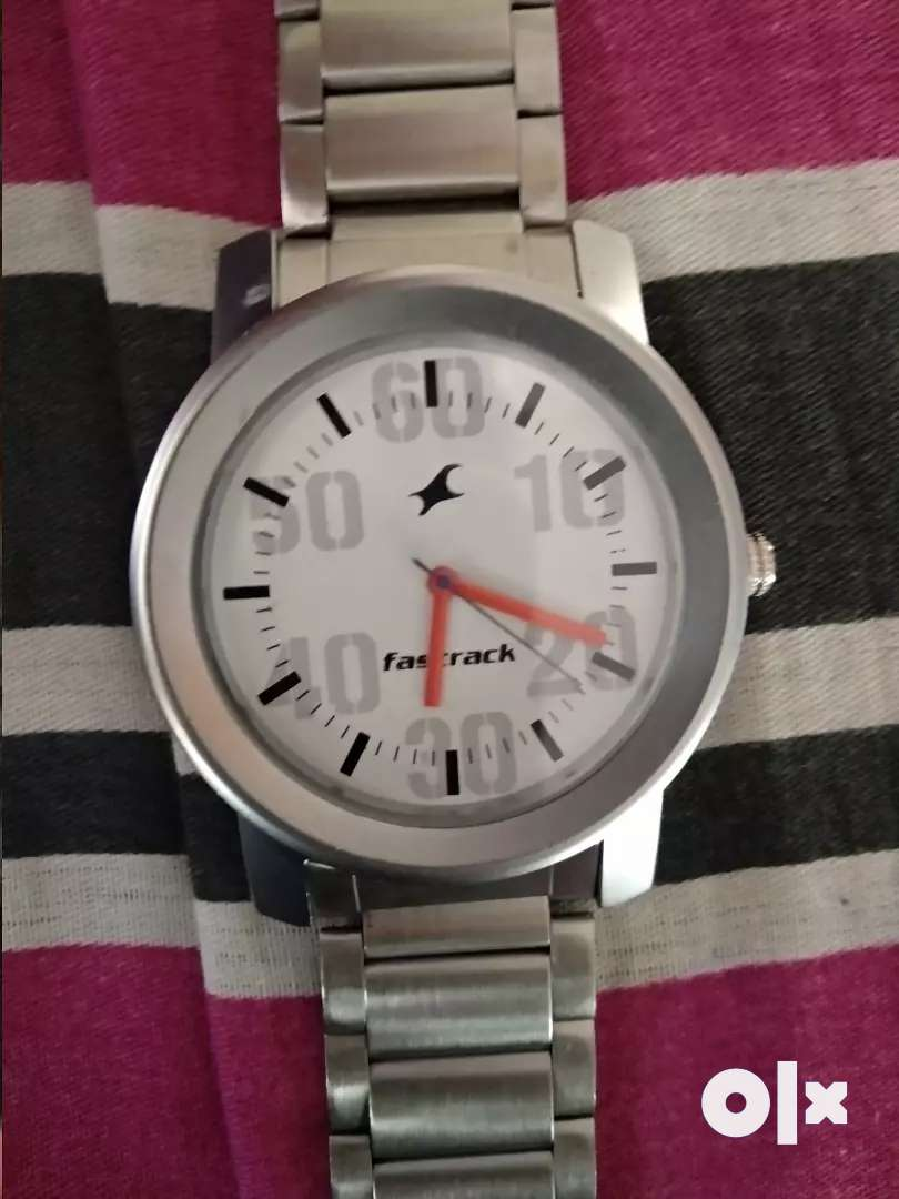 New watch FasTrack 0