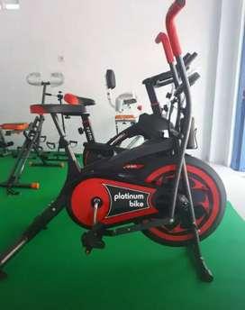 Alat fitness - Alat olahraga - Sepedah Teraphy platinum bike