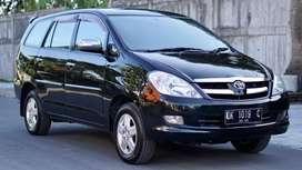 Toyota Kijang Innova G MT 2005 Asli Bali Tangan 1 Istimewa