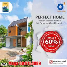Rumah include Funiture & Elektronik at Grand Wisata Bekasi Tambun