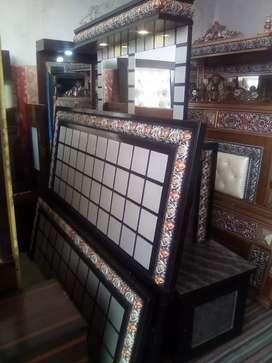 New Bed Dressing Available. M. Ahmed Furnishers and Sofa House.