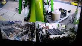 Paket fullset 2 kamera ctcv hikvision , MURAH Berkualitas Bergaransi