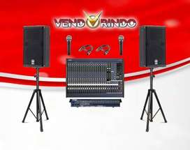 Sound System Paket Minimalis