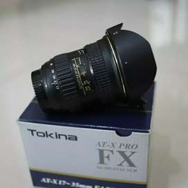 Tokina 17-35 for Nikon