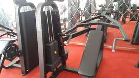 Black beauty gym setup commercial new setup