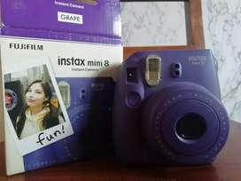 Instax Camera mini 8