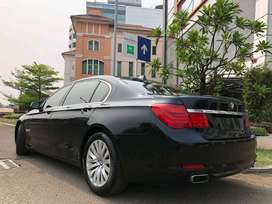 BMW 740i / Li Black 2011 Nik2011 Km50rb Record Vacum Doors 3TV PBD