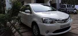 Toyota Etios VD 2012