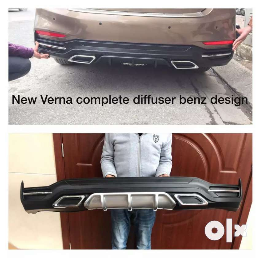 Diffuser for new verna 0