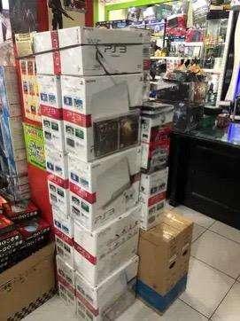 Ps3 120gb bekas pakai masi ber kotak