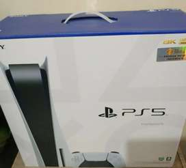 Playstation 5 / ps 5  like new garansi resmi indonesia