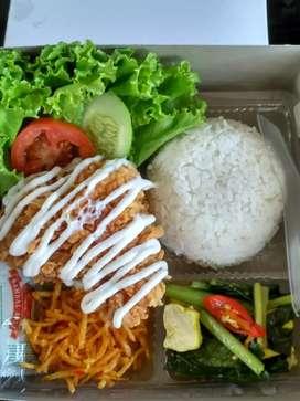 Nasi box & catering