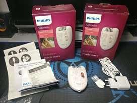 Mesin pencabut bulu Philips