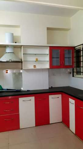 Heart of city 2bhk flat on rent only for families at AB Road Indore