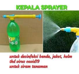 Kepala Sprayer Desinfektan Benda & Tanaman