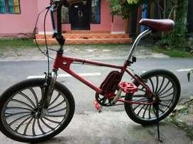 Sepeda BMX bahari