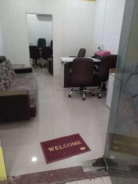Ashram Road shop and  officefor rent fully furnished