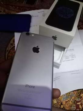 Iphone6 with charger box
