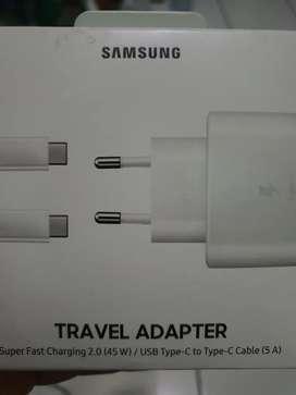 Charger Samsung 45W sein Original