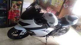NINJA 250 thn 2012 f1