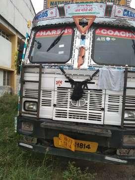Tata 2518 2011 Haryana number