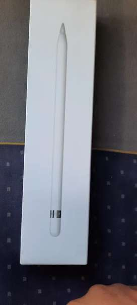Apple Pencil 1st Generation New Unused with complete box
