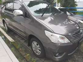 TOYOTA Kijang Innova Diesel G 2.5 AT 2013 Unit Siap Pakai