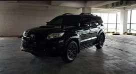 Toyota Fortuner TRD VNT 2015 black