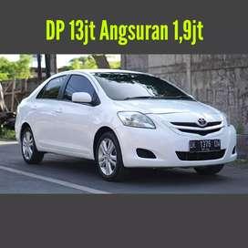 Toyota Vios Limo 2013 PMK Asli Bali DP 13juta